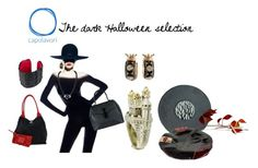 The Dark Halloween selection by capolavori on Polyvore featuring moda