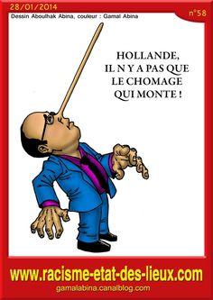 François Hollande ou les promesses non tenues.