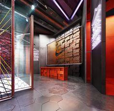 Beber agua por otra parte, todo lo mejor  100+ Nike retail ideas | nike retail, design, retail design