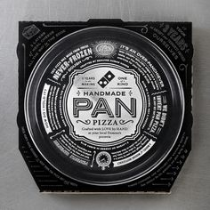 Domino's pizza black box