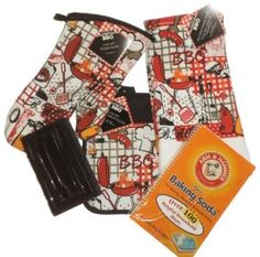 Order Now in time for Father's Day or Reping for later! BBQ Set for Grilling on the patio or in the park!