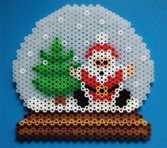 Shake ball in hama beads. Shake ball in hama beads. - Shake ball in hama beads. Shake ball in hama beads. Melty Bead Patterns, Pearler Bead Patterns, Bead Loom Patterns, Beading Patterns, Crochet Patterns, Mosaic Patterns, Painting Patterns, Bracelet Patterns, Embroidery Patterns