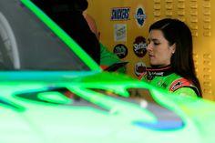 Danica Patrick Photos: Las Vegas Motor Speedway - Day 2