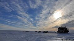 Online earth? Esa's Cryosat mission sees Antarctic ice losses double