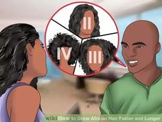 Image titled Grow African Hair Faster and Longer Step 1