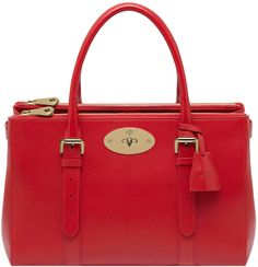 Mulberry Bayswater Double Zipped Tote: The New Iconic