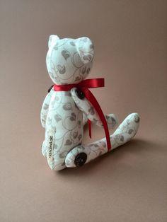 Oso oso de peluche animales juguetes que Tilda muñecas regalo