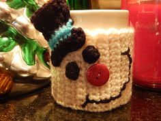 My Frosty the Snowman Mug hugger