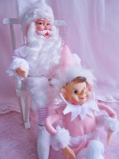 Santa & Elf Sitter