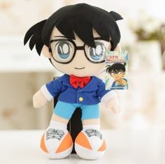 Detective Conan Plush Doll – Top Notch Products Do You Love Detective Conan? Then This Doll Is For You! ★ 50% OFF ★ and FREE SHIPPING Limited Time Only! Get it NOW ➩➩ http://mytopnotchproducts.com/products/detective-conan-plush-doll TAG a friend who would also like one #detectiveconan #detective #conan #anime
