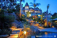 Los Angeles Castle?!