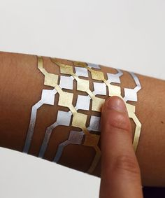 These Look Like Temporary Tattoos — But They're So Much More+#refinery29