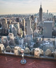 The perfect finale to a perfect trip.  Discover 360° views of NYC from the observation deck at Rockefeller Center—buy your tickets to Top of the Rock today.