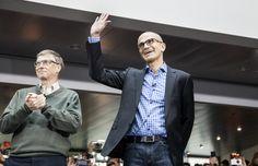 Microsoft's New CEO Satya Nadella