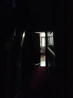 Low key/silhouette lighting