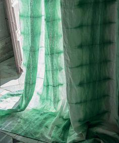 Savine fabrics available at walnut