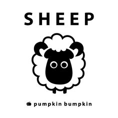 Sheep, pumpkin bumpkin Line Drawing, Painting & Drawing, Square Drawing, Eid Gift, Tattoo Addiction, Sheep Art, Fun Illustration, Work Inspiration, Creative Industries