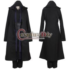 Star Wars Jedi Power Battles Cosplay Costume Adult Men's Costume Custom Made #cosplaydiy #OutfitComplete