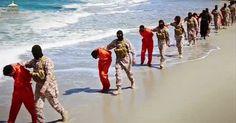 Suposto vídeo do Estado Islâmico mostra execuções de cristãos