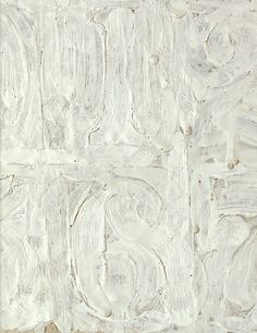 Jasper Johns: 0 to 9 (detail) 1962