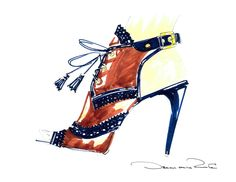 i love any sort of fashion illustration