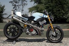 Custom Ducati Multistrada (Lots o' Pics) - Honda-Tech