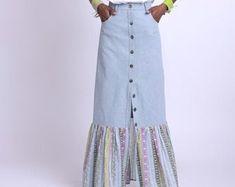 Unique Fashion Pieces von Metamorphoza auf Etsy Unique Fashion, Kaftan, Waist Skirt, High Waisted Skirt, Unique Clothing, Unique Outfits, Etsy, Tops, Modern