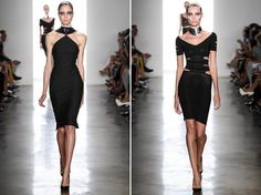 The Cushnie et Ochs Spring 2014 RTW Collection is Hot, Sassy, and Sexy