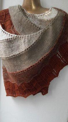Shawl - fingering weight yarn