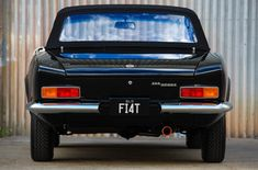 A chance encounter during a focused search results in a multi-year restoration project. Fiat 124 Sport Spider, Fiat 124 Spider, Super 4, Fiat Cars, Automotive Design, Restore, Restoration, Search, Sports