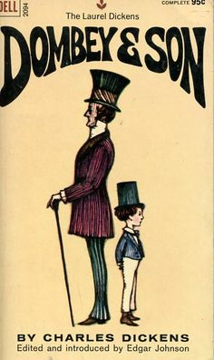 Dombey and Son by Charles Dickens This Is A Book, The Book, Dombey And Son, Good Readers, Sad Stories, Book Projects, Vintage Magazines, Books To Buy, Classic Books
