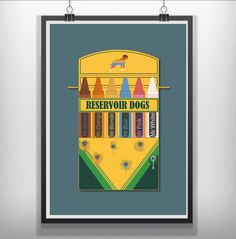 www.minimal-prints.com    Love movies as much as we do, want to keep an element of style in your home? Look no further, here at Minimal prints