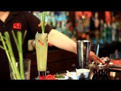 Tom yum Martini - YouTube