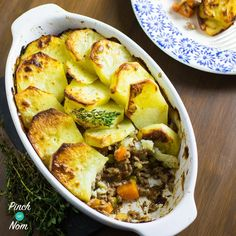 This Syn Free Minced Beef Hotpot is cheap, tasty, easy to make and most importantly it's Syn free! That's when following the Slimming World Extra Easy plan.