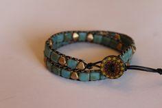 Wrap Bracelet Trendy Turquoise Wrap Bracelet Leather Wrap