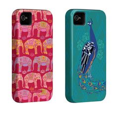 These phone cases are perfect for animal lovers.
