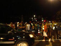 Blog do Rio Vermelho, a voz do bairro: Furdunço no Rio Vermelho começou cedo