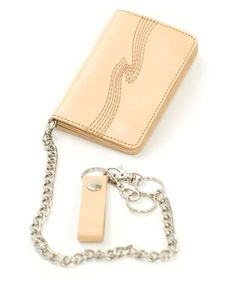 Alfred Wallet Leather Natural - Nudie Jeans Co Online Shop   >o<  