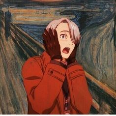 Yuri on ice- Victor Nikiforov