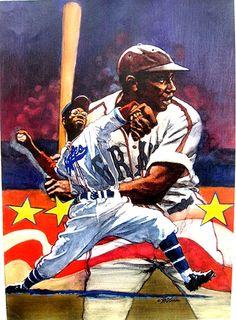 .Negro League baseball