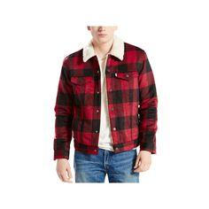 Men s Levi s® Type 3 Sherpa Trucker Jacket 4e7d0e3e0