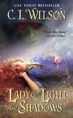 """Lady of Light and Shadows (The Tairen Soul Book 2)    """"With a low cry, the sound of a soul in torment, Elfeya flung herself forward, racing across the room to the imprisoned man. She grabbed his face between hands that trembled. Tears rained down her face, falling upon his lean cheeks and merging with the answering tears that streamed from the corners of his eyes""""....  I swear I teared up when I read this part :("""