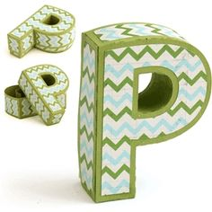 p letter box - think I'm in love with this shape from the Silhouette Online Store! Design Crafts, Design Projects, Craft Projects, Silhouette Online Store, Big Letters, 3d Craft, 3d Paper Crafts, Silhouette Design, Silhouette Cameo