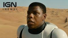 John Boyega Says Star Wars: Episode 8 is 'Much Darker', Finn 'More Physi...