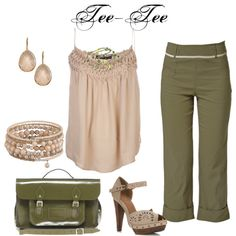 """outfit # 403"" by teeteeshop on Polyvore"
