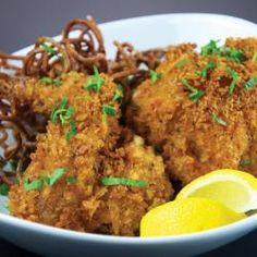 Pollo Fritto Italian Fried Chicken