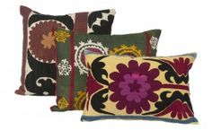 Antique Pillows from Jaysome Home & Garden