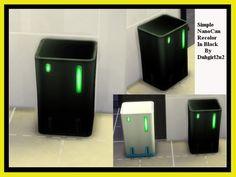 duhboy2u2's NanoCan Recolor in Black