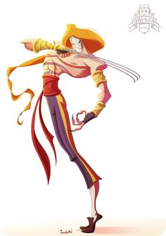Vega -Street Fighter- (by Rafikisland)