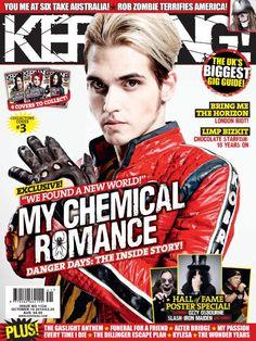 MCR Kerrang